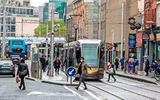 愛爾蘭新法 不戴口罩坐公交將被罰款