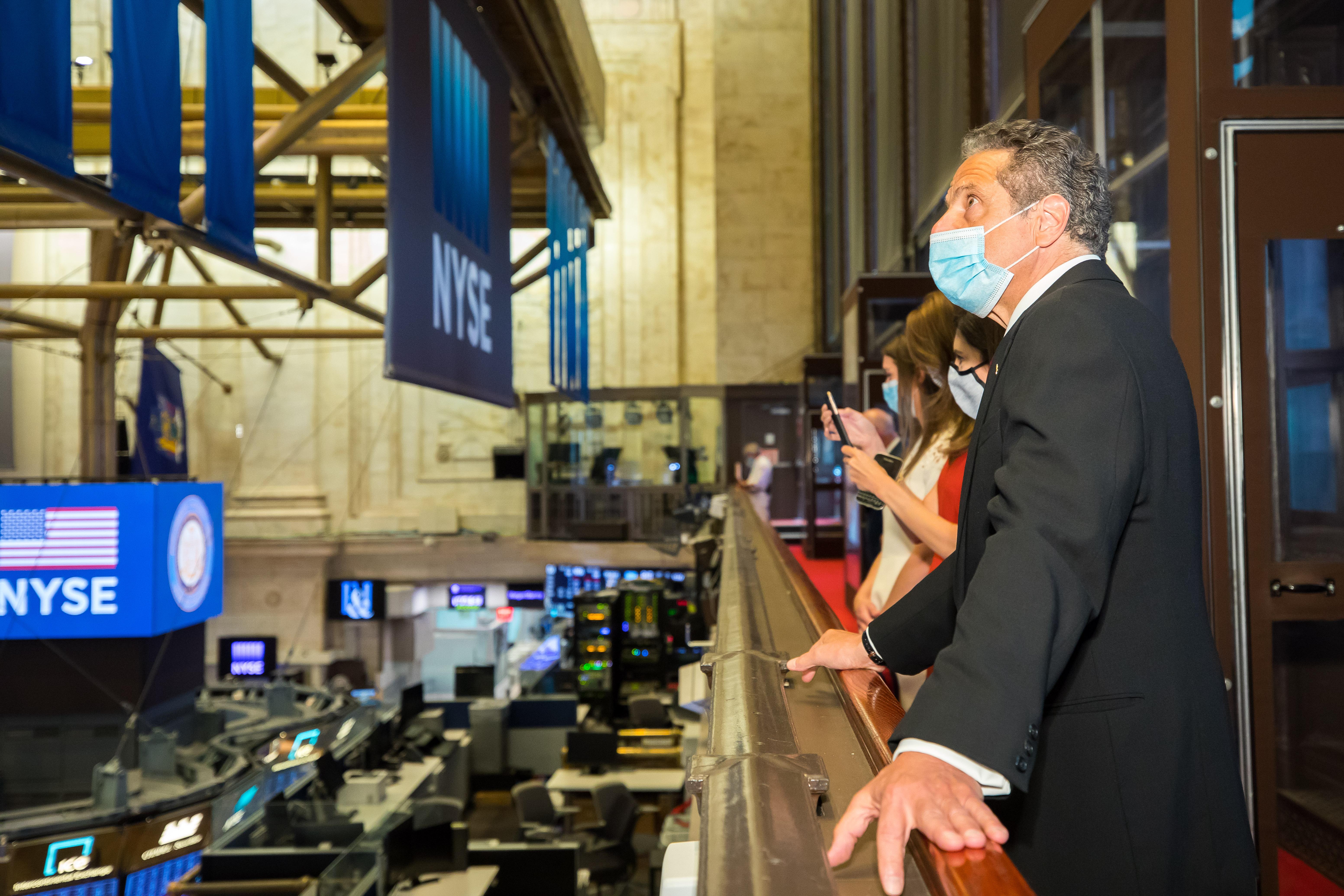 財報優納指續創高 投行預警美股或修正