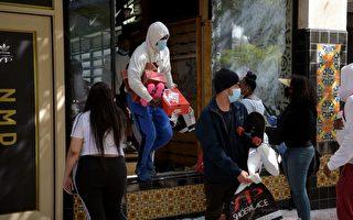 示威抗議中縱火打劫 聖莫妮卡案三嫌被捕