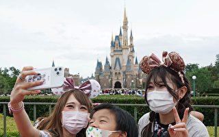 組圖:東京迪士尼重開 每日限1.5萬遊客