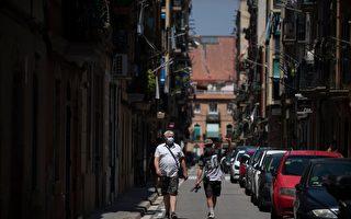 組圖:西班牙疫情回溫 巴塞羅納再封城