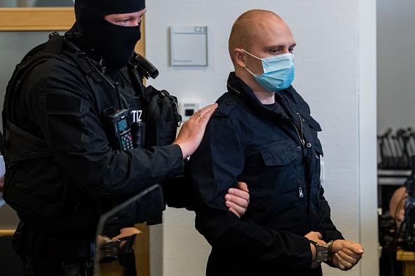 德國新納粹猶太教堂殺人案開庭 罪犯認罪