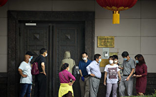 休斯頓中領館被關閉 美外交官照常前往中國