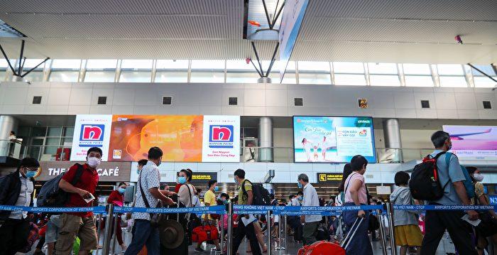 組圖:越南疫情再起 峴港封鎖15天
