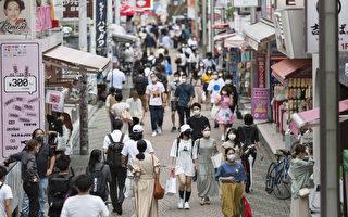 组图:日本疫情升温 东京连续六天确诊破百