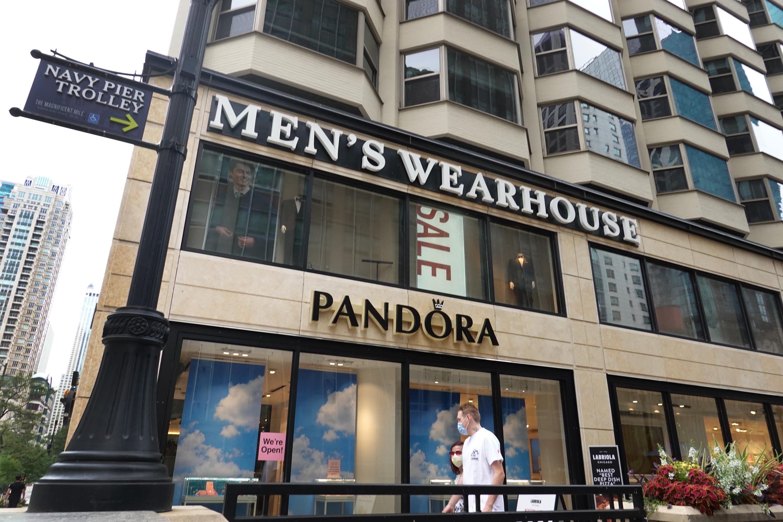 美白領族品牌Tailored Brands大規模關店裁員