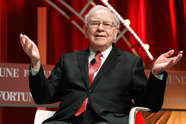巴菲特看好银行业 加码8亿买进美国银行