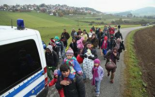 德国注册难民逾180万 去年申请者减少