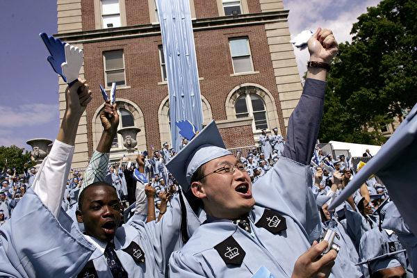 美移民局:若僅上網絡課程 新留學生禁入境