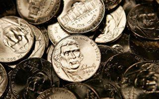 """病毒大流行""""疫""""外致美国硬币短缺"""