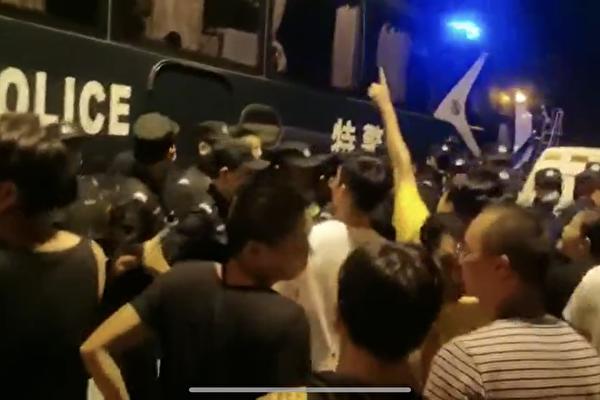 杭州垃圾厂污水接自来水 村民维权遭暴力抓捕