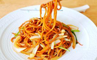 【美食天堂】蔬菜捞面~受欢迎的美式中餐