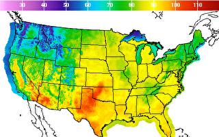 美中南部出現可致命高溫 影響2200萬人