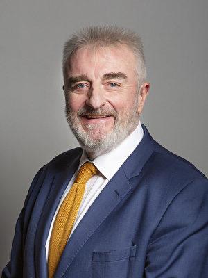 蘇格蘭民族黨的國會議員Tommy Sheppard先生。(維基百科公有領域)