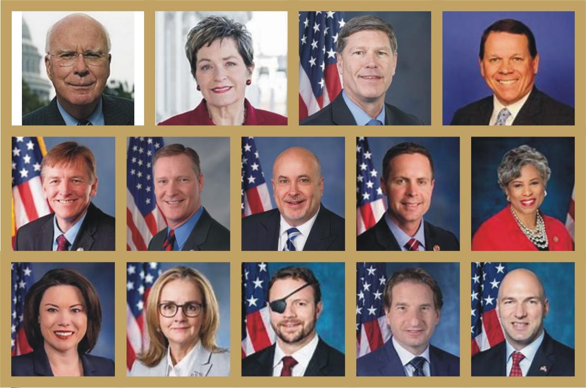 法輪功反迫害21年 美國會議員聲援(3)