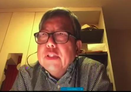 香港支聯會主席李卓人(國會影片截圖)