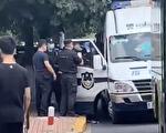 哈尔滨金色城邦小区居民维权遭驱散 3人被抓