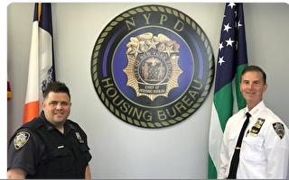 NYPD警察勇救法拉盛自杀女