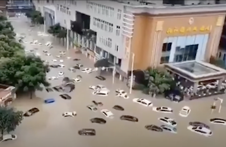 袁斌:「洪水虛無主義」的走紅說明了甚麼?
