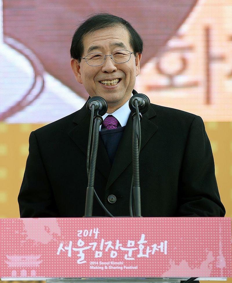 南韓首爾市長樸元淳失蹤 警方發現遺體