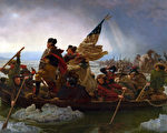 華盛頓將軍系列故事:渡河,渡河