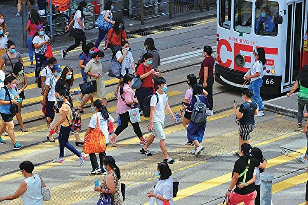 香港失業率升至6.2% 創15年新高