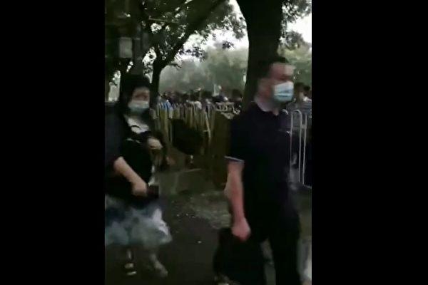 多訪民進京被失聯 截訪大軍充斥國家信訪局