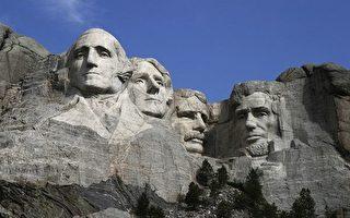 「清醒的暴徒」砸毀文物 指向美國四大總統像