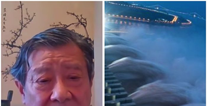 陸媒稱三峽大壩已盡力 黃萬里之子揭設計缺陷