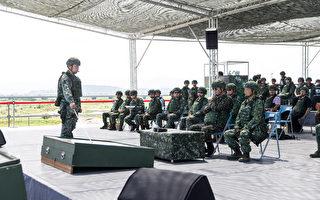 汉光反登陆作战操演 验证联合兵种营战力