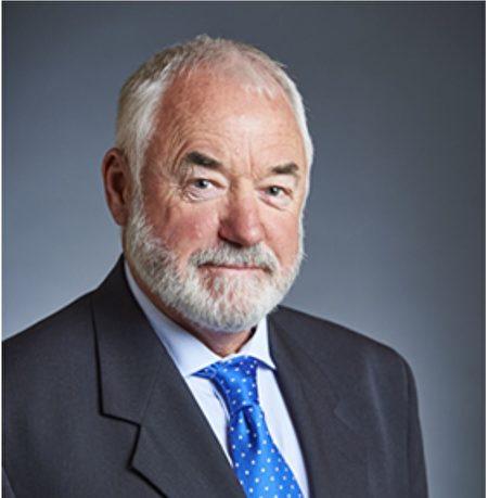 西澳上議員The Hon. Robin David Scott MLC認為,中共的鎮壓正展現出法輪功修煉者的堅貞和毅力。(parliament.wa.gov.au)