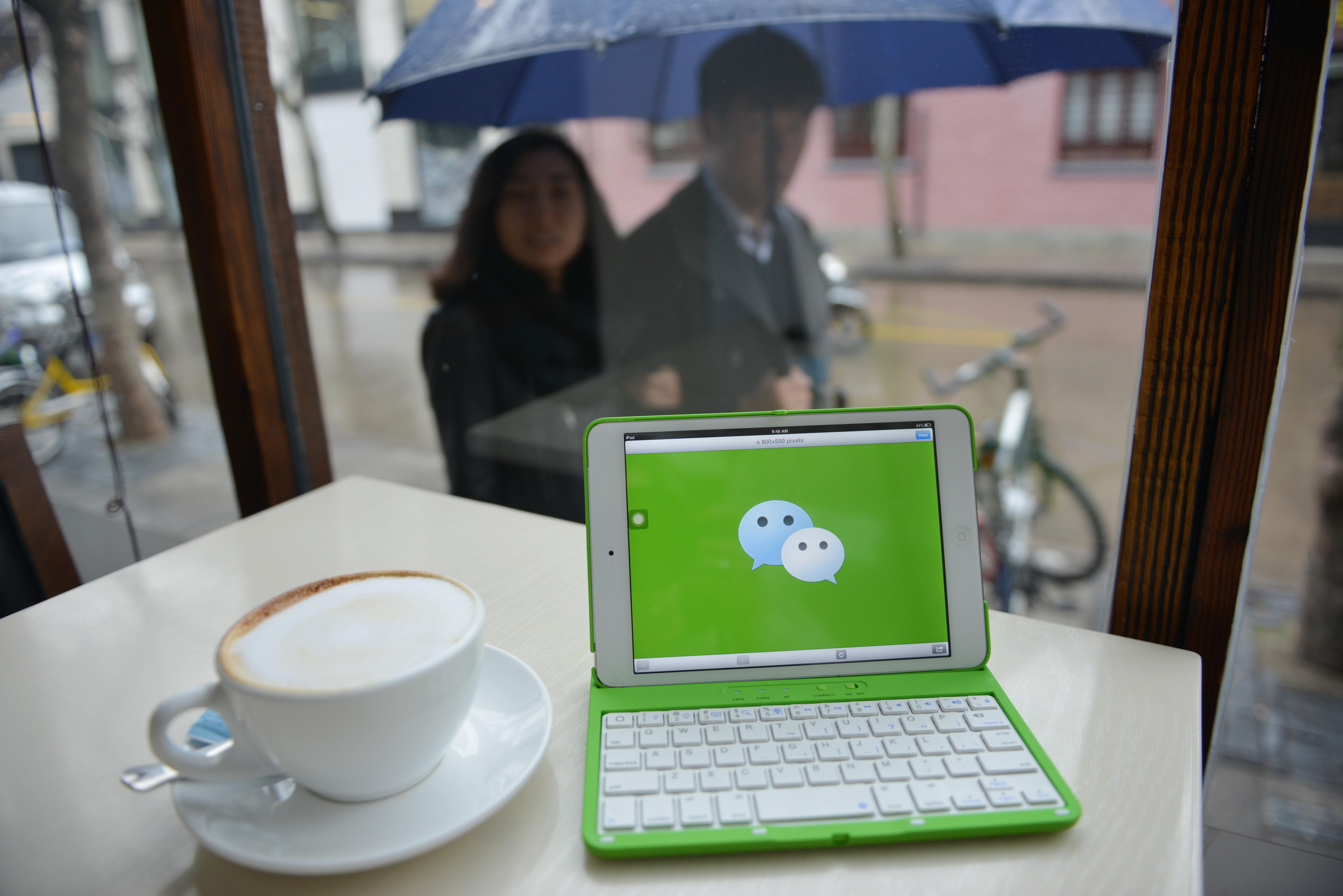 微信箝制言論延至海外 華人欲集體起訴騰訊