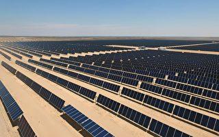 印度建亞洲最大太陽能電廠 避免依賴中國