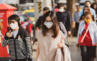 WHO承认,中共病毒(新冠病毒)确实有出现空气传染的证据。(Shutterstock)
