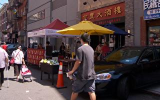 餐馆业务剩一成 疫情后华埠不一样