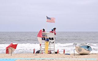勇救新澤西海濱溺水女子 男子感謝上天安排