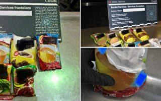 行李藏逾10公斤可卡因 2女多伦多机场被捕