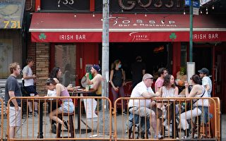 周末纽约市和长岛酒吧逾百宗违规
