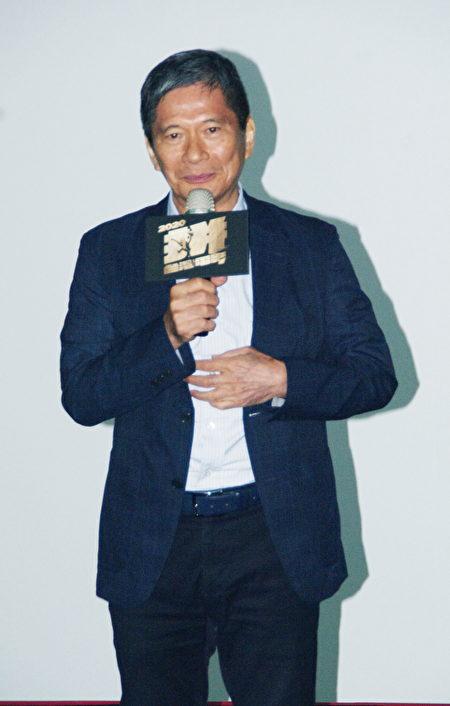 文化部长李永得呼吁影迷,用报复性消费攻占电影院,支持台湾电影。