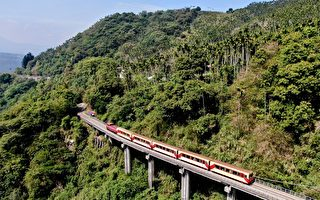 振興三倍券搭阿里山林業鐵路