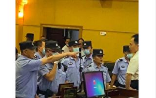 【視頻】「包頭案」律師團齊揭公檢法黑暗腐敗