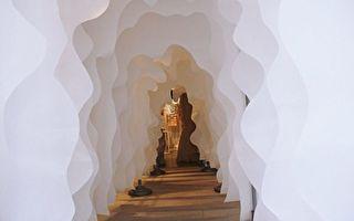 探访纤博馆夏日冰屋 与纸共度私密时光