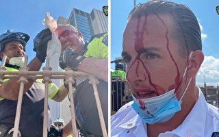 BLM示威者暴力襲警 一人無保釋放一人輕判