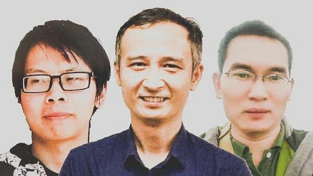 中國大陸非政府組織、長沙富能三名涉嫌「顛覆國家政權」的員工,早前遭到當局起訴。種種跡象顯示,案件最快下周會開審。(推特圖片)