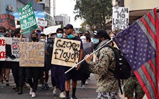 迈阿密郡长:抗议活动导致中共病毒病例激增