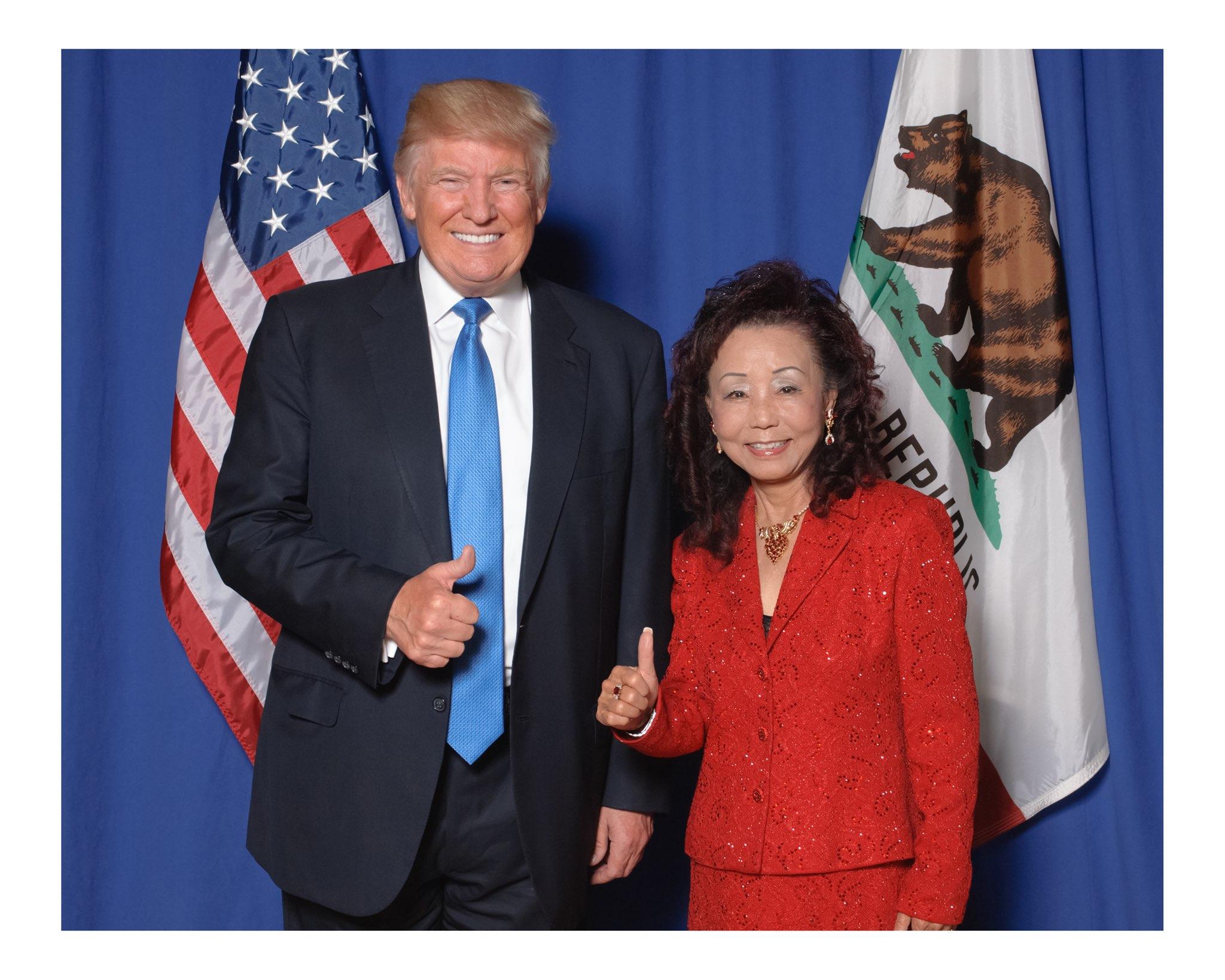 特朗普粉絲談華裔選民為何支持特朗普