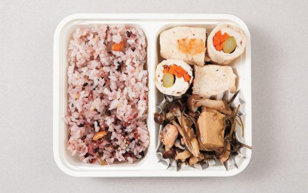 配菜一定要是高蛋白且低脂的食材。(采实文化提供)