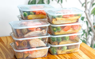 周末用几个小时,就能准备出五天分省钱又减重的健身餐。(Shutterstock)