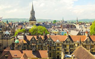 英国牛津市高票通过 研拟与台湾城市缔结姊妹市