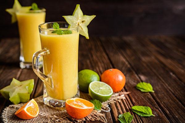 空腹吃太多楊桃,可能會造成急性腎衰竭。(Shutterstock)